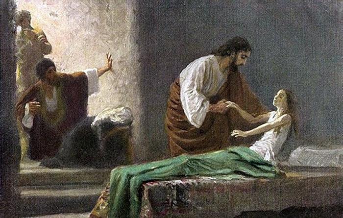 Robert-Leinweber-Resurrection-of-Jairus-daughter-700