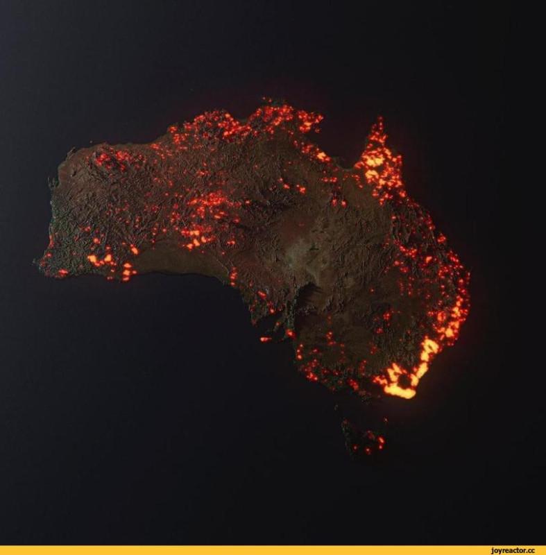 Лесные-пожары-в-Австралии-Австралия-страны-пожарные-5657471