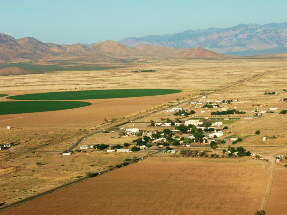 фото населённый пункт Animas_New_Mexico