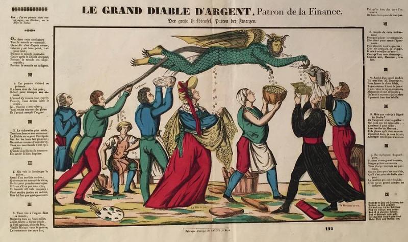 1854-original-french-poster-le-grand-diable-dargent-patron-de-la-finance-gangel