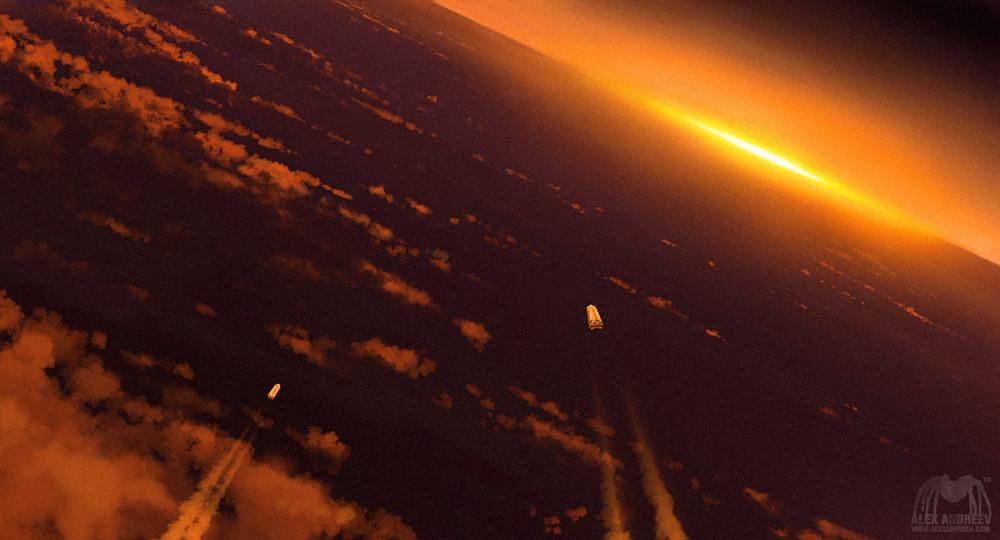 Солярис - Алекс Андреев - Shenagan mission 2