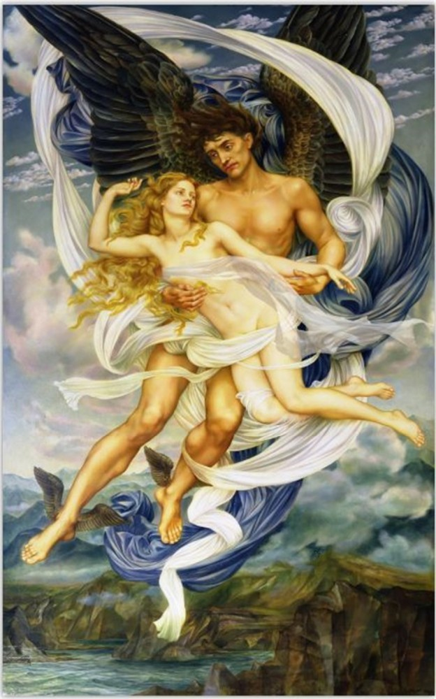 Custom-Any-Size-3d-Wallpaper-Angel-Fairy-Oil-Painting-Indoor-Porch-Background-Wall-Decoration-Mural-Wallpaper