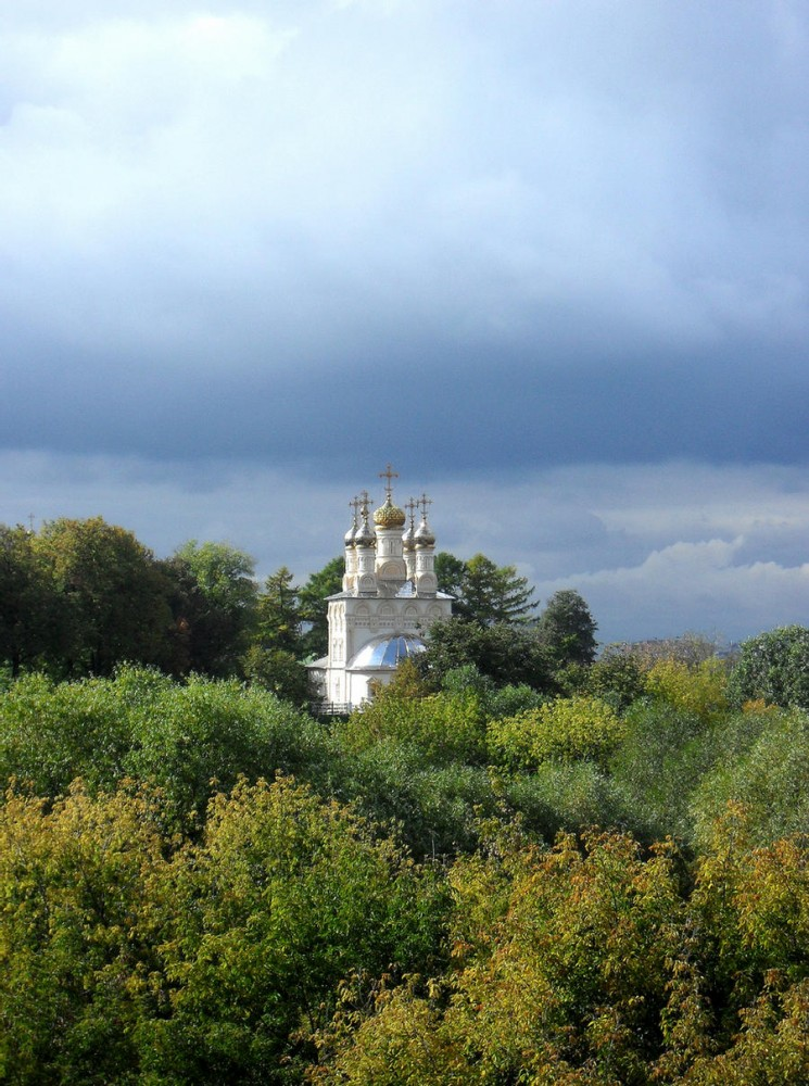 Преображенский храм г. Рязани (Спас-на-Яру)