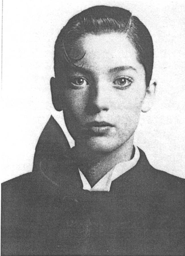 Энрик 14 лет