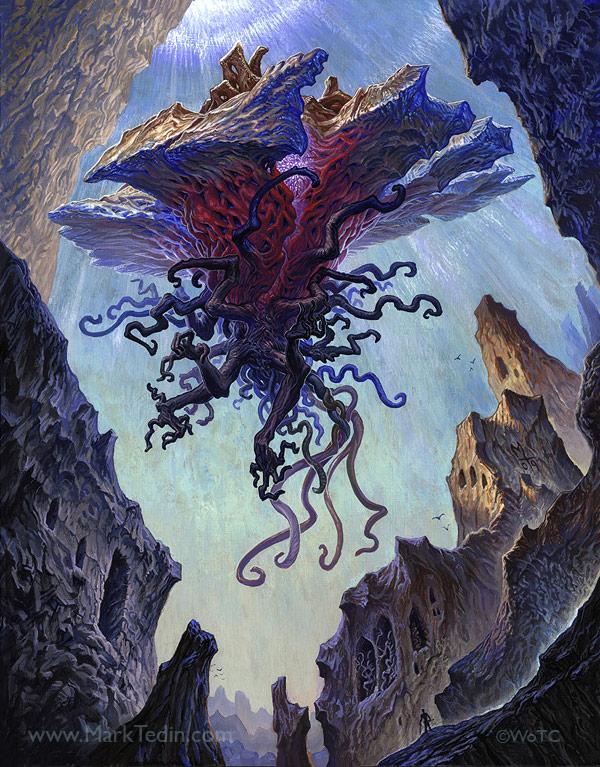 мир медуз 02