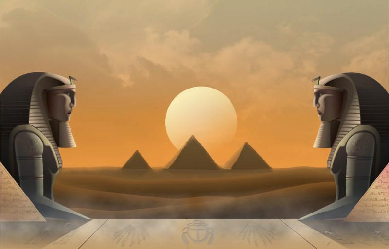 египетское 01