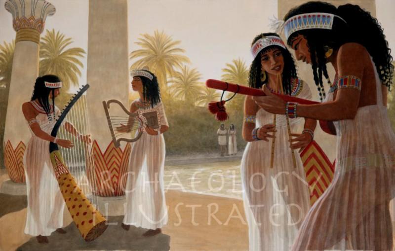 Египтянки 05