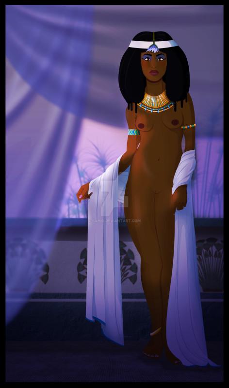 египтянка 01