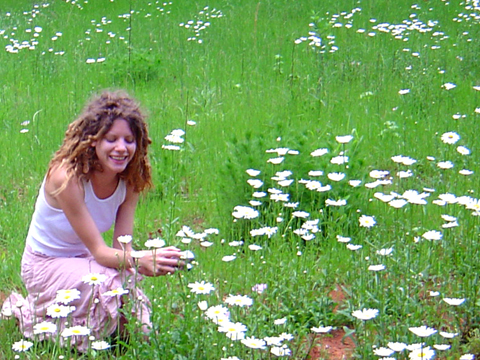 Kat in joy-daisies