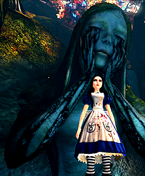 screenshot from alice madness returns