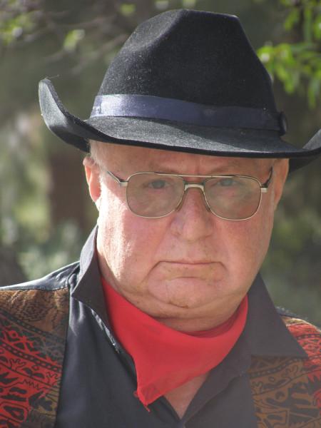 cowboy portret