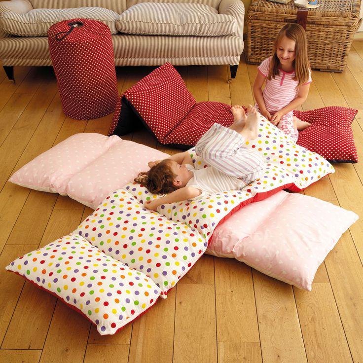 Как сделать подушку самой
