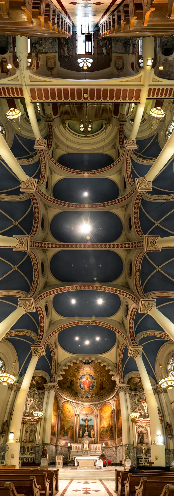 vertical-panoramas-of-church-ceilings-5