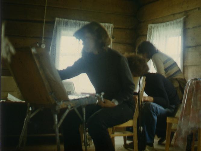 Ошевенск 1982