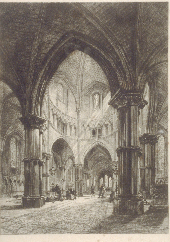 brunet-debaines-interior-of-the-temple-church