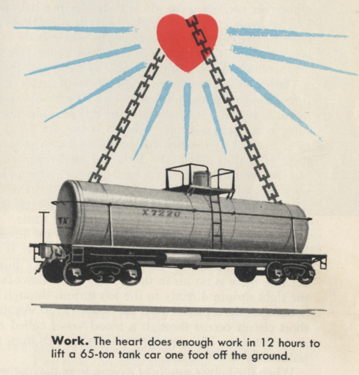 tanker  with heart