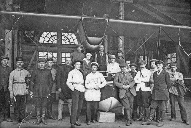 Самолет_Виттенбург (1920