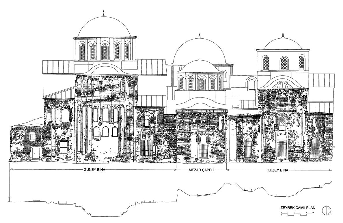 Восточный фасад