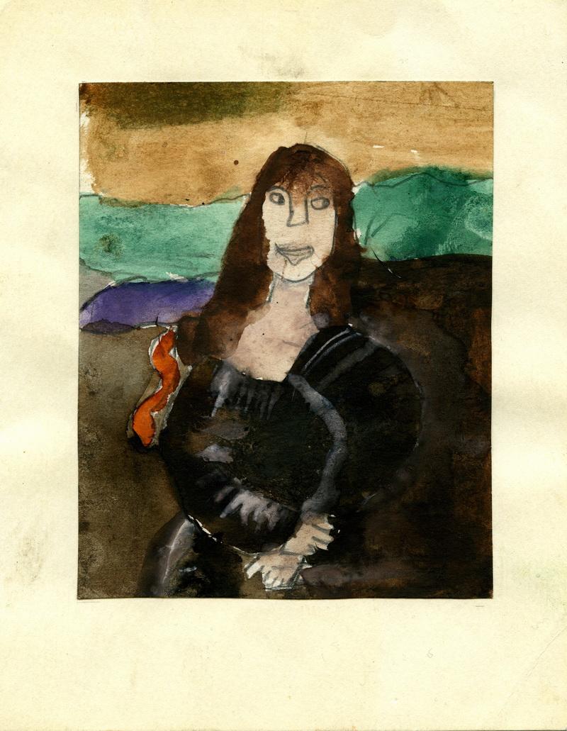 Мона Лиза 1