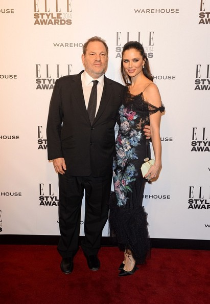 Harvey Weinstein, Georgina Chapman1