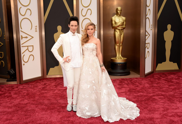 Johnny Weir, Tara Lipinski1