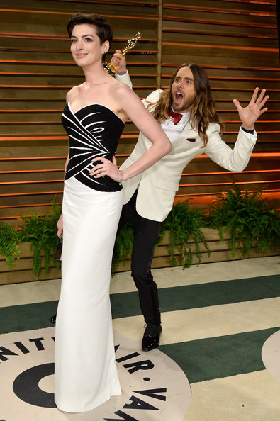 Anne Hathaway, Jared Leto1