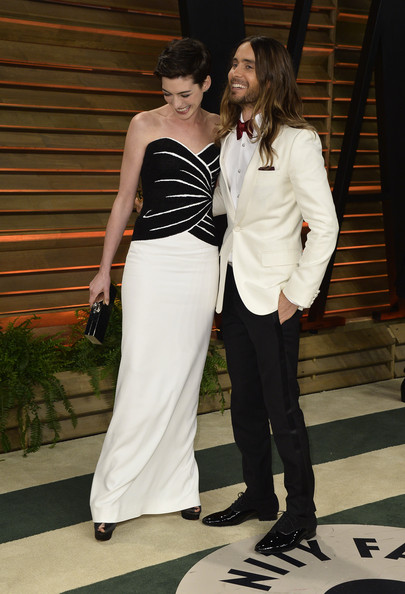 Anne Hathaway, Jared Leto2