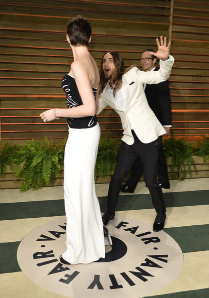 Anne Hathaway, Jared Leto4