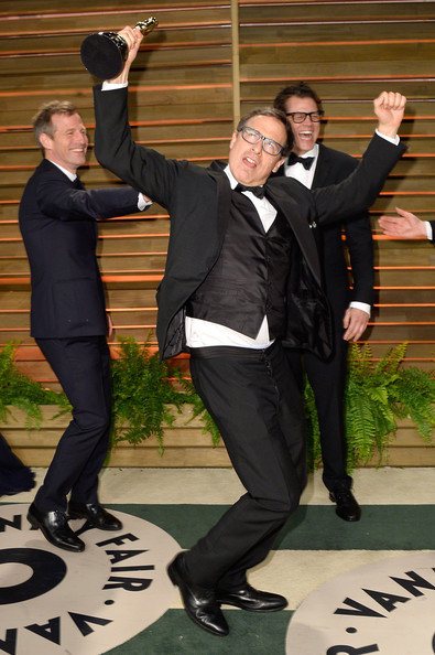 David O. Russell, Spike Jonze, Johnny Knoxville1