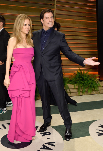 John Travolta, Kelly Preston1
