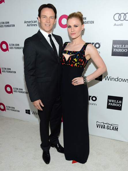 Anna Paquin, Stephen Moyer1