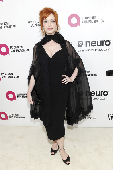 Christina Hendricks1