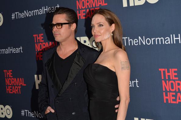 Angelina Jolie, Brad Pitt6