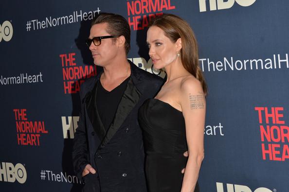 Angelina Jolie, Brad Pitt8