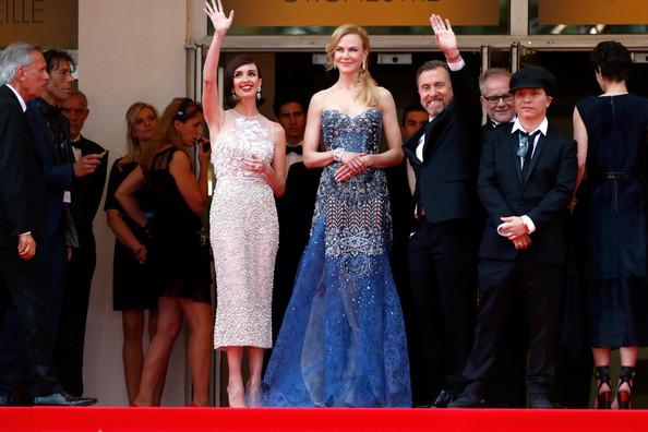 Nicole Kidman, Paz Vega, Tim Roth, Olivier Dahan3