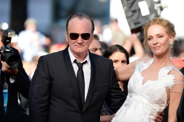 Quentin Tarantino, Uma Thurman1