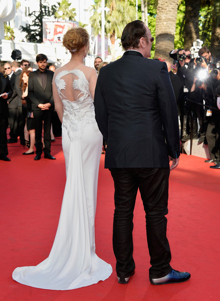 Quentin Tarantino, Uma Thurman5