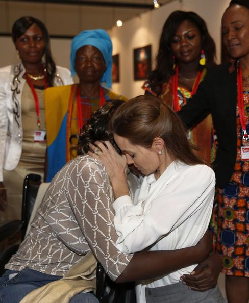 Angelina Jolie, Neema Namadamu2