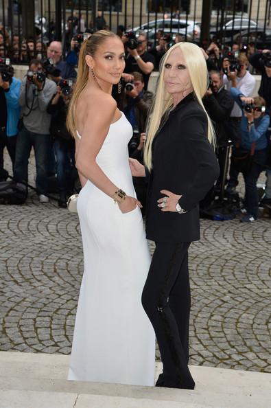 Jennifer Lopez, Donatella Versace2
