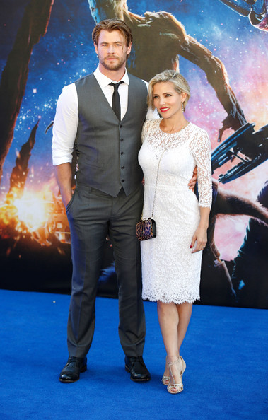 Chris Hemsworth and Elsa Pataky1