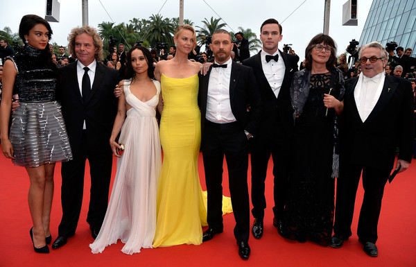 Charlize Theron, Zoe Kravitz, Nicholas Hoult, Tom Hardy, Margaret Sixel, Doug Mitchell, Courtney Eaton, Georges Miller1.jpg