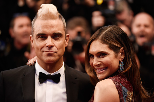 Robbie Williams, Ayda Field5.jpg