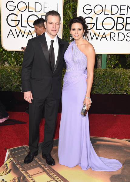 Matt Damon, Luciana Damon1.jpg