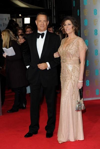 Tom Hanks, Rita Wilson1