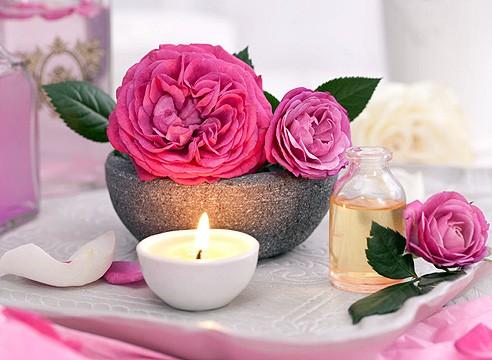 Сделать масло из розы в домашних условиях