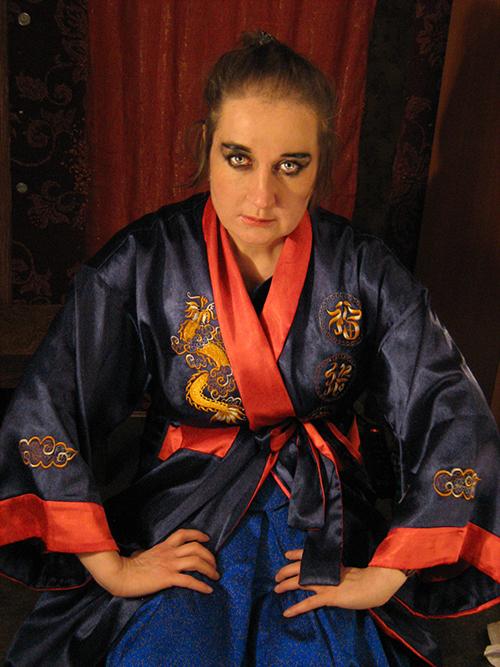 ира самурай