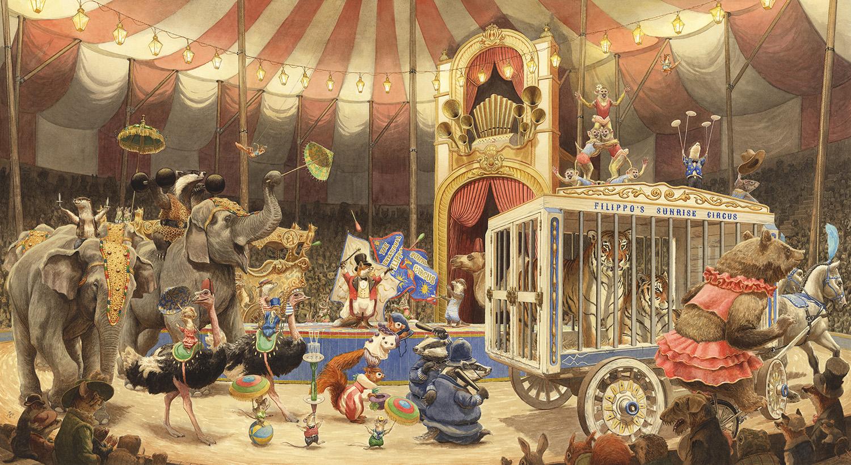 Circus Parade FB