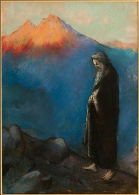 1913 Моисей