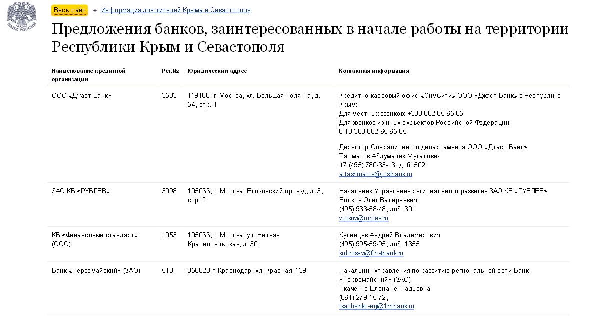 www.cbr.ru 2014-4-26 13 25 37