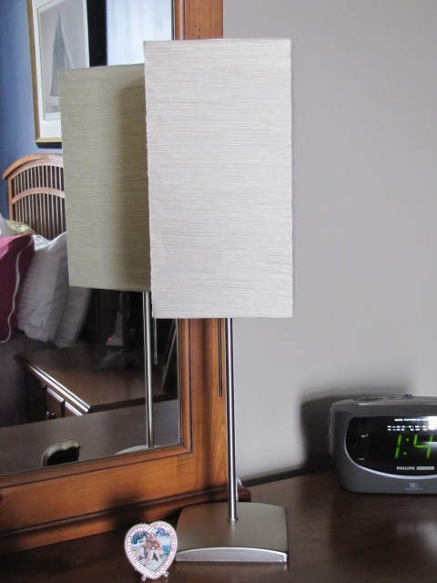 Orgel Table Lamp from IKEA!